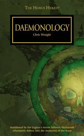 Daemonology (couverture originale)