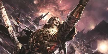 The Fall of Macharius (couverture originale)