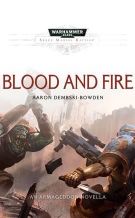 Blood & Fire (couverture originale)