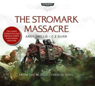 The Stromark Massacre (couverture originale)