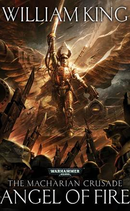 Angel of Fire (couverture originale)