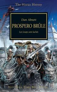 Prospero Brûle (couverture française)
