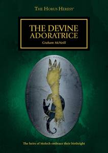 The Devine Adoratrice (couverture originale)