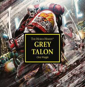 Grey Talon (couverture originale)
