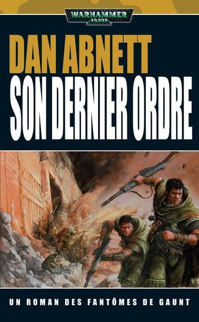 Son Dernier Ordre (couverture française)