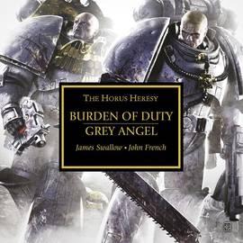 Garro : Burden of Duty & Grey Angel (couverture originale)