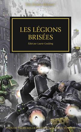 Les Légions Brisées (couverture française)