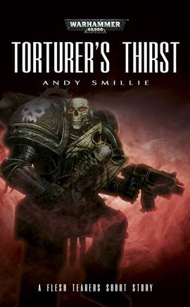 Torturer's Thirst (couverture originale)