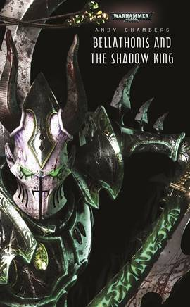 Bellathonis and the Shadow King (couverture originale)