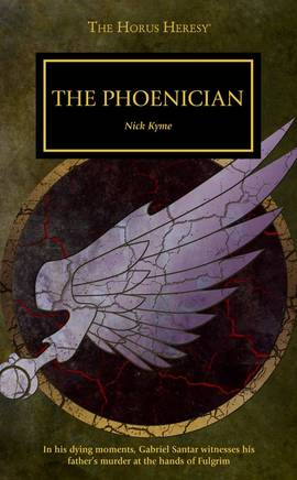 The Phoenician (couverture originale)