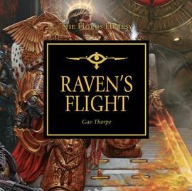 Raven's Flight (couverture originale)