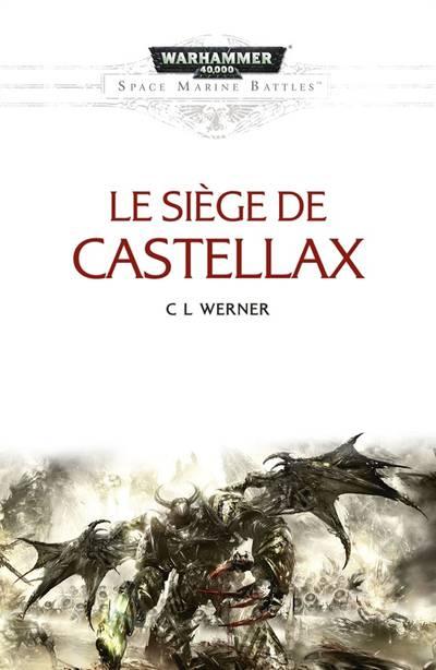 Le siège de Castellax (couverture française)