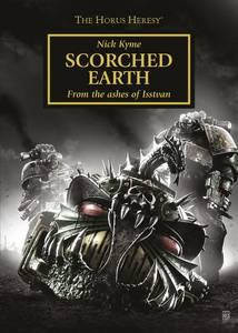 Scorched Earth (couverture originale)