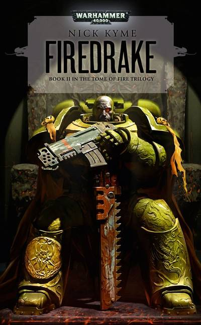 Firedrake (couverture originale)