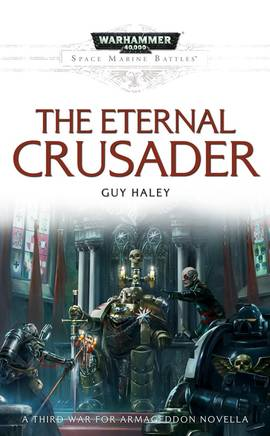 The Eternal Crusader (couverture originale)