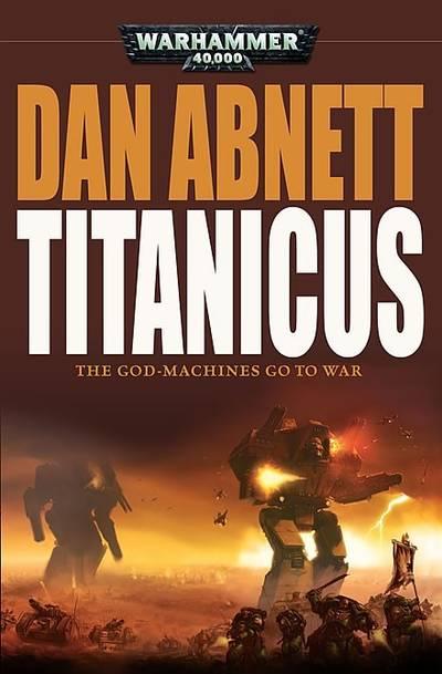 Titanicus (couverture originale)