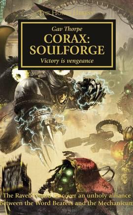 Corax : Soulforge (couverture originale)