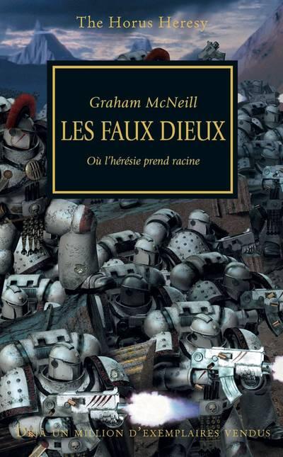 Les Faux Dieux (couverture française)