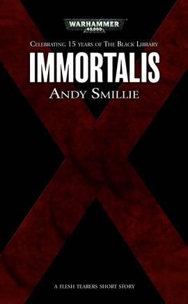 Immortalis (couverture originale)