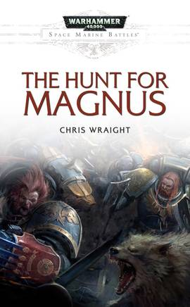 The Hunt for Magnus (couverture originale)