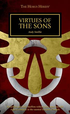 Virtues of the Sons (couverture originale)