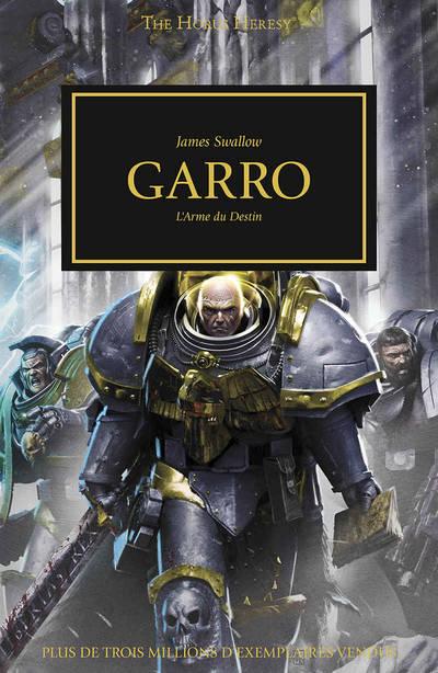 Garro (couverture française)