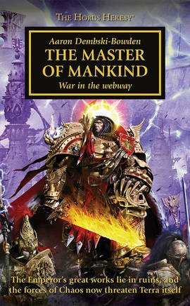 The Master of Mankind (couverture originale)