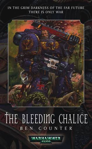 The Bleeding Chalice (couverture originale)