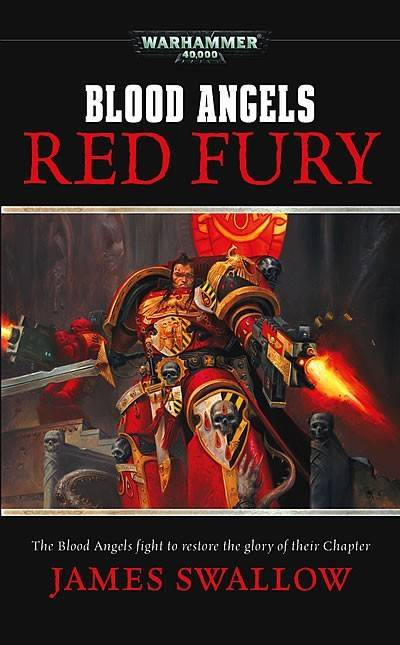 Red Fury (couverture originale)