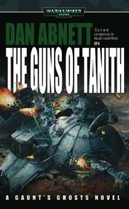 The Guns of Tanith (couverture originale)