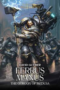 Ferrus Manus : The Gorgon of Medusa (couverture originale)