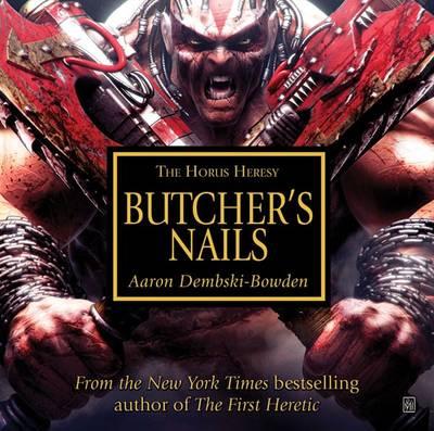 Butcher's Nails (couverture originale)