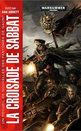 La Croisade de Sabbat (couverture française)