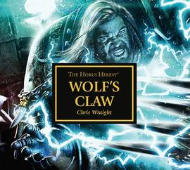Wolf's Claw (couverture originale)