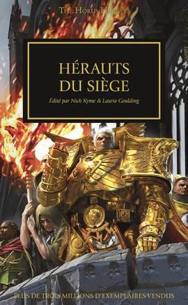 Hérauts du Siège (couverture française)