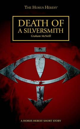 Death of a Silversmith (couverture originale)