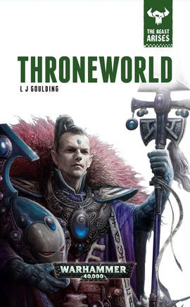Throneworld (couverture originale)