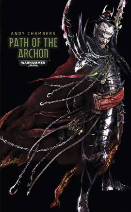 Path of the Archon (couverture originale)
