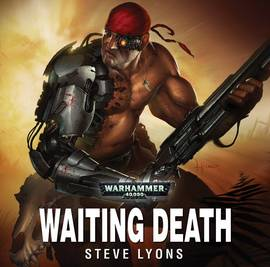 Waiting Death (couverture originale)