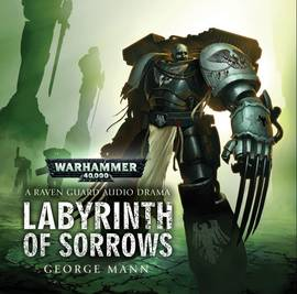 Labyrinth of Sorrow (couverture originale)