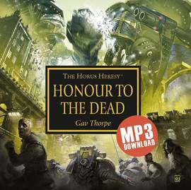 Honour to the Dead (couverture originale)