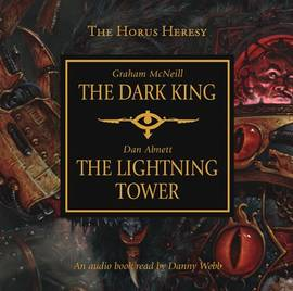 The Dark King & The Lightning Tower (couverture originale)