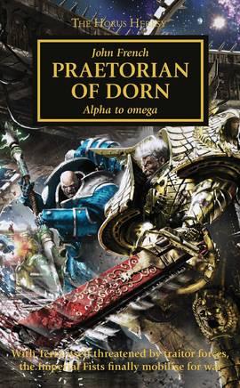 Praetorian of Dorn (couverture originale)