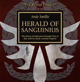 Herald of Sanguinius (couverture originale)