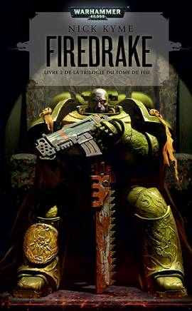 Firedrake (couverture française)
