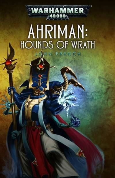 Ahriman : Hounds of Wrath (couverture originale)