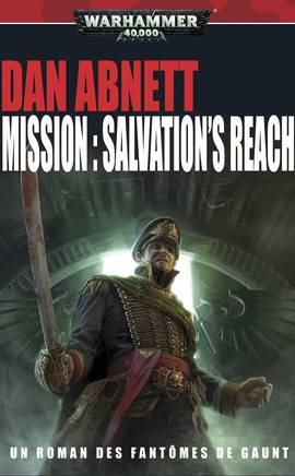 Mission : Salvation's Reach (couverture française)