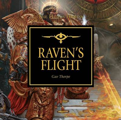 Raven's Flight (couverture originale)